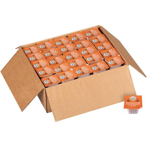 HEINZ Single Serve  Zesty Buffalo Sauce, 0.875 oz. Cups (Pack of 100)
