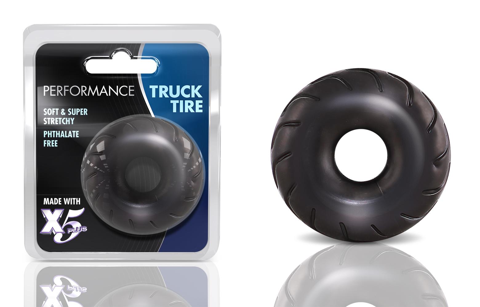 Performance - Truck Tire - Black