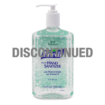 PURELL® Advanced With Aloe Instant Hand Sanitizer - DISCONTINUED