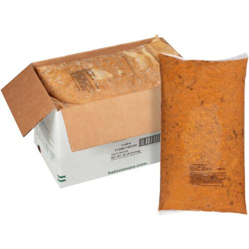 HEINZ TRUESOUPS Five Star Mushroom Soup, 8 lb. Bag (Pack of 4)