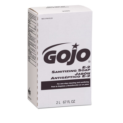 GOJO® E-2 Sanitizing Lotion Soap - DISCONTINUED