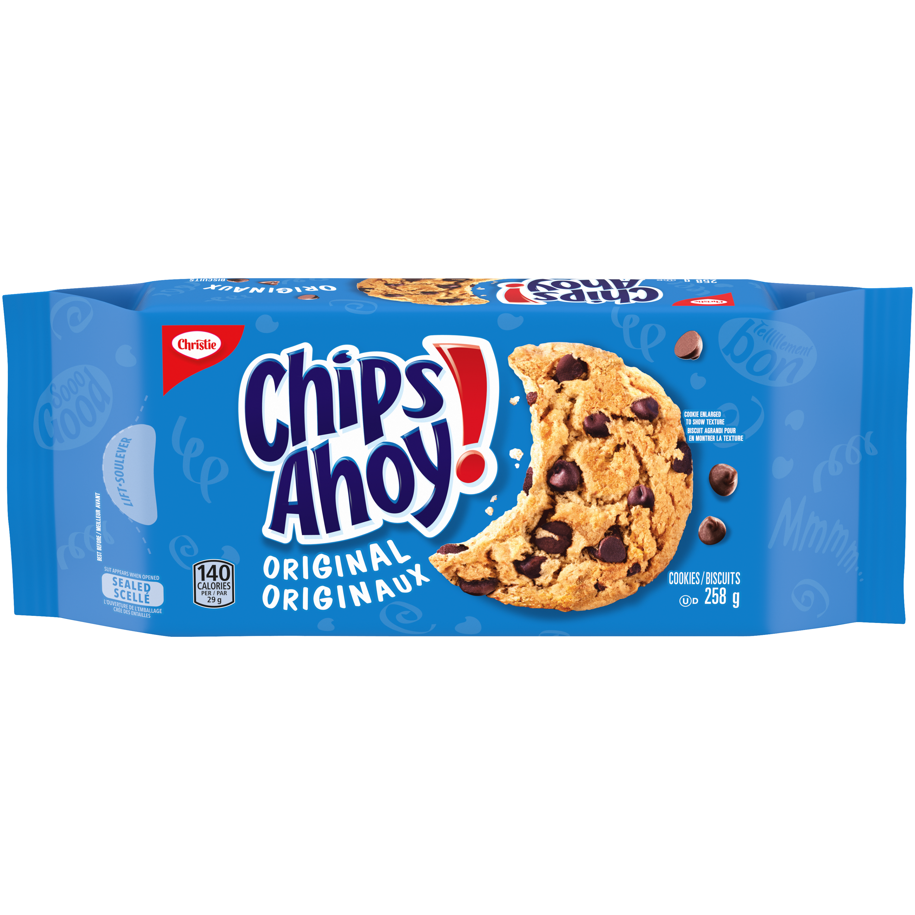 Chips Ahoy! Original Biscuits 258 G