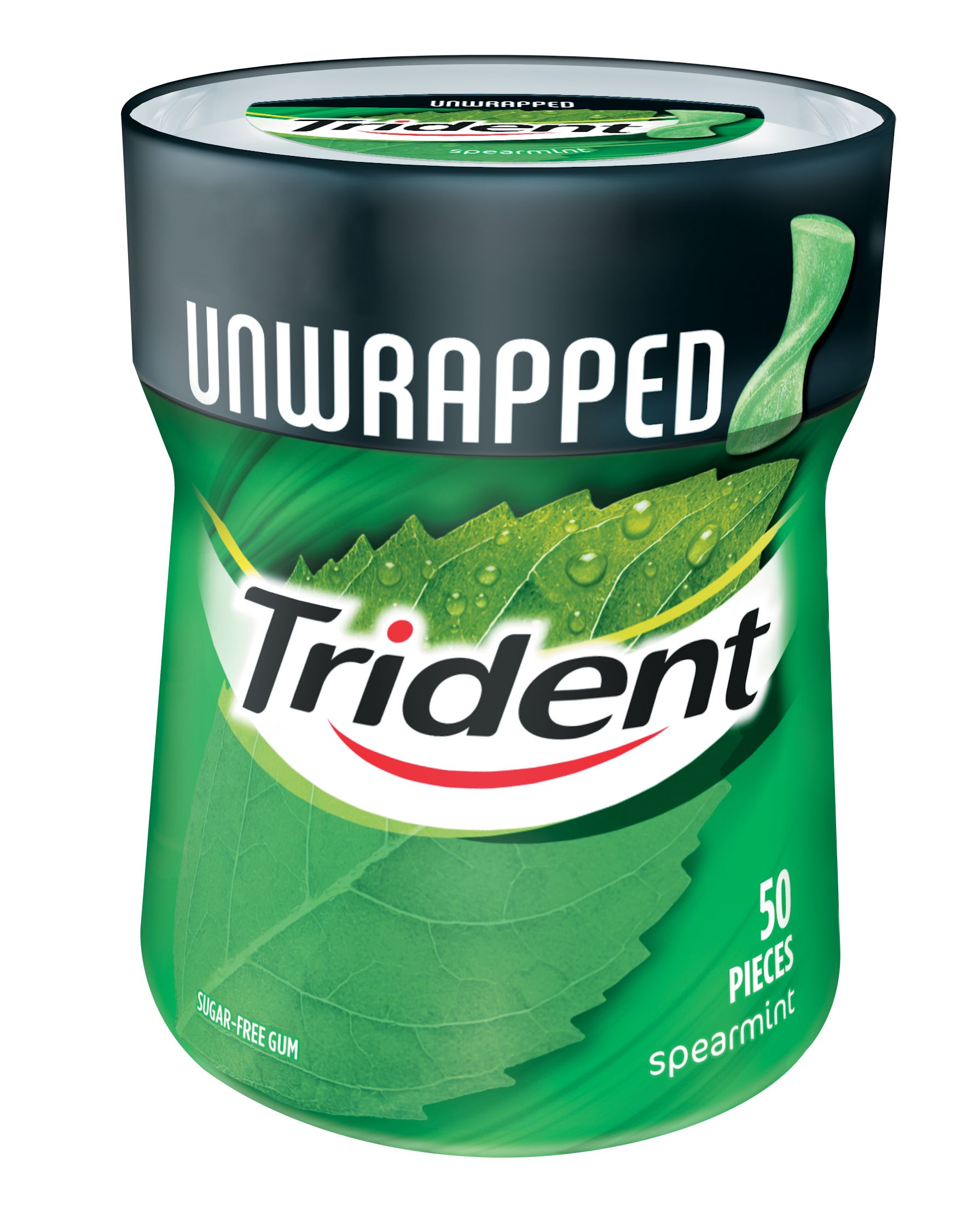 TRIDENT  SPEARMINT 50 1N