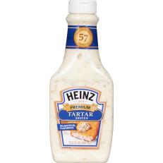 Heinz Premium Tartar Sauce, 12.5 fl oz Bottle image