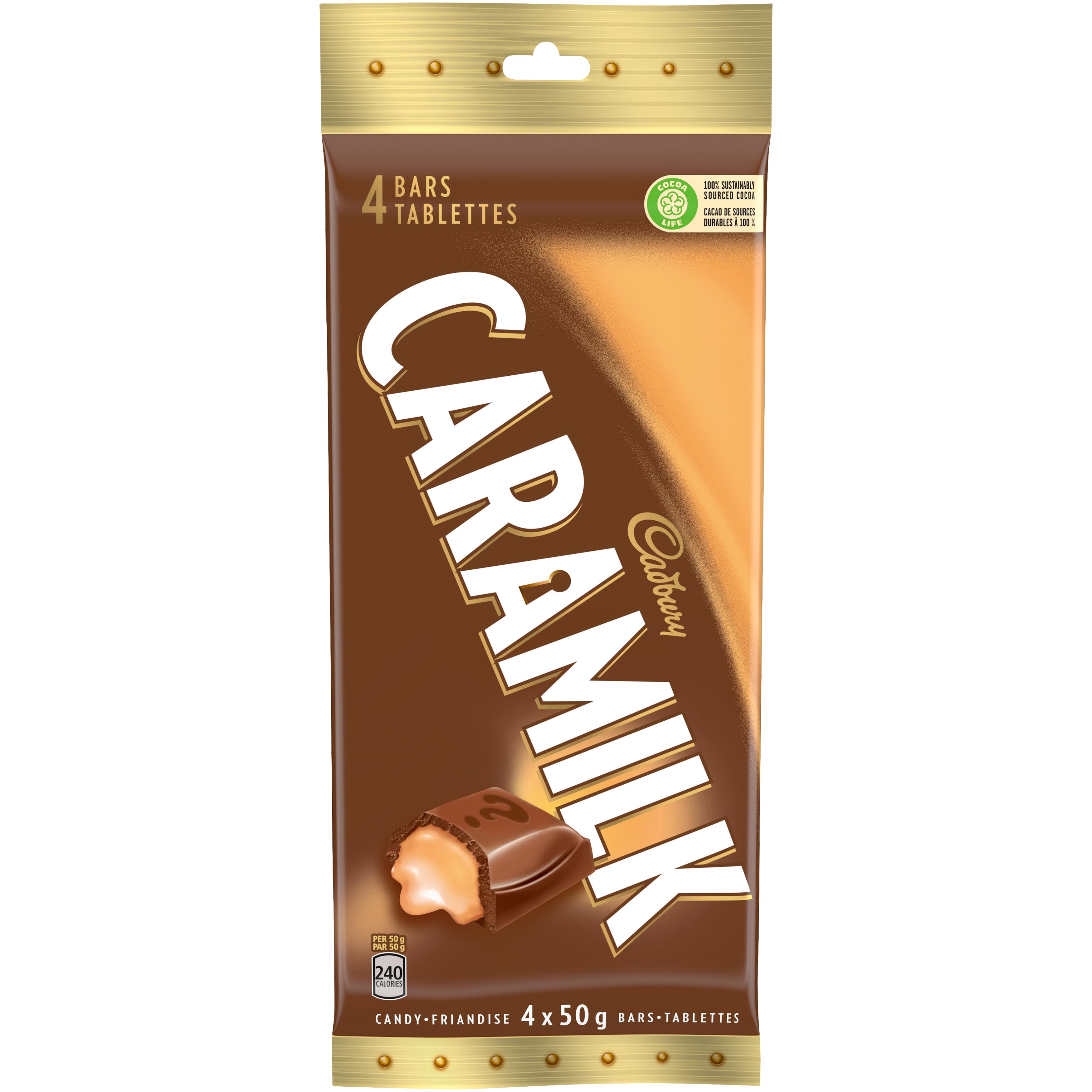 Caramilk Original Chocolate Bar 200.0 G