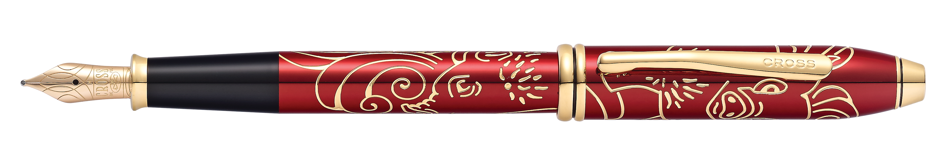 Cross 2019 Year of the Pig Special-Edition Fountain Pen