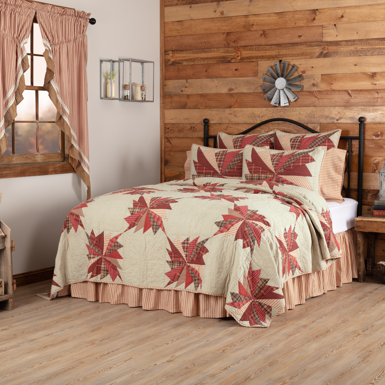 Ozark Luxury King Quilt 120Wx105L