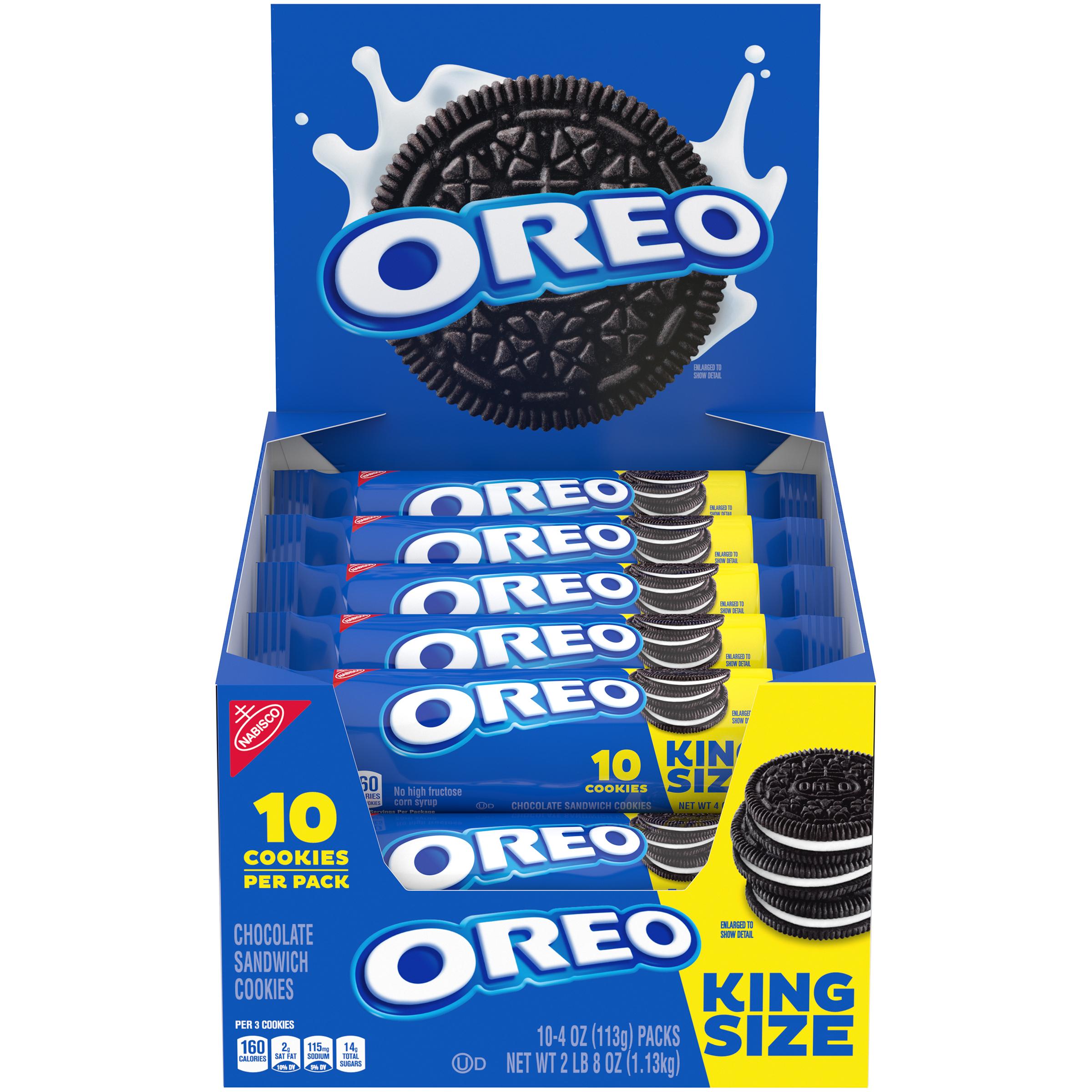 OREO King Size Cookies 40 oz