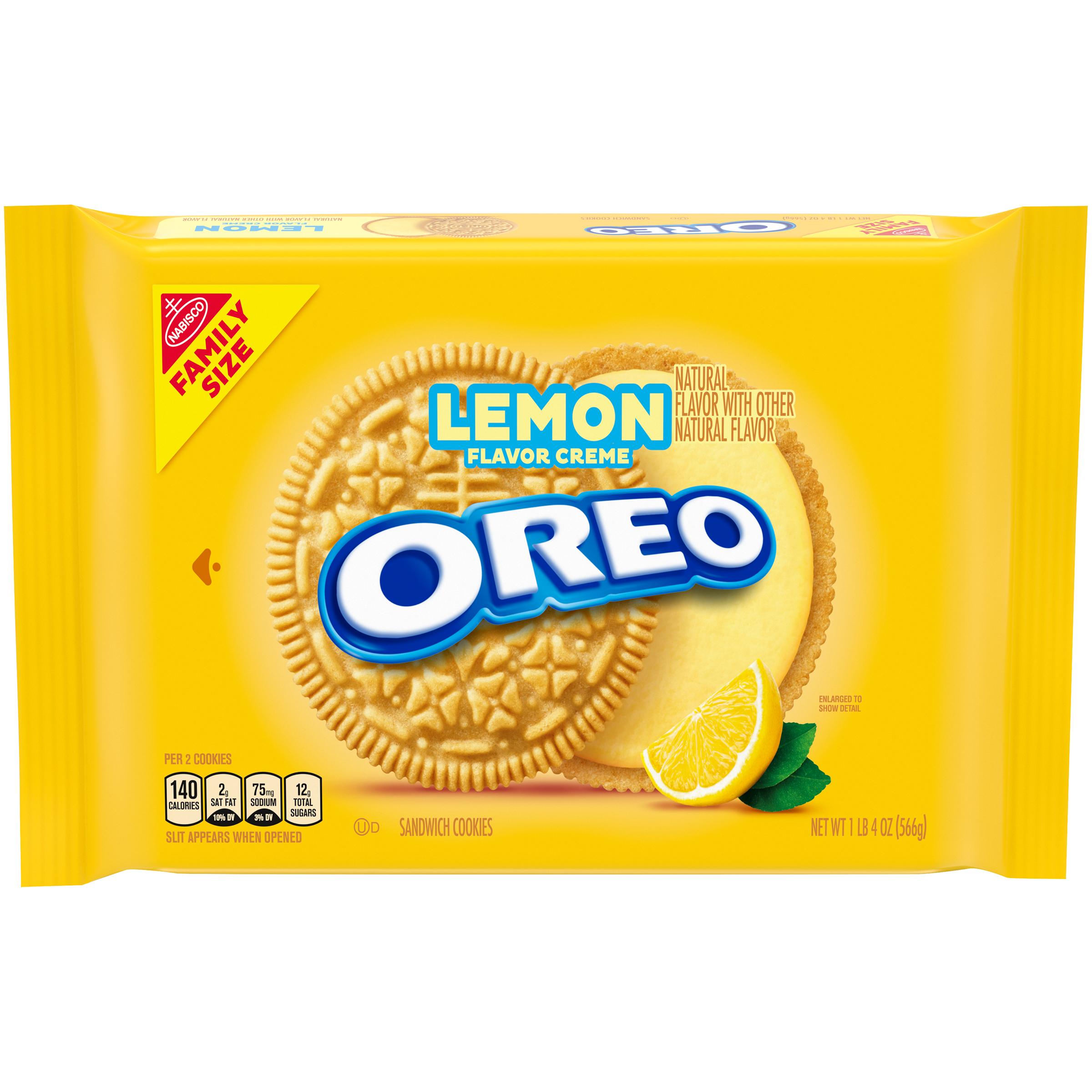 OREO Golden Oreo Cookies 20 oz