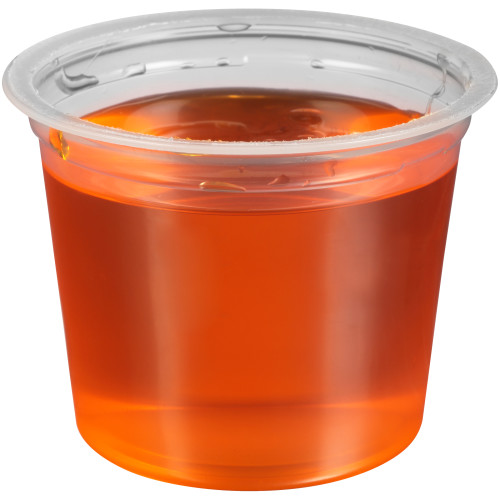 KOOL-AID Orange Gels, 3.5 oz. Cups (4/12 Count)
