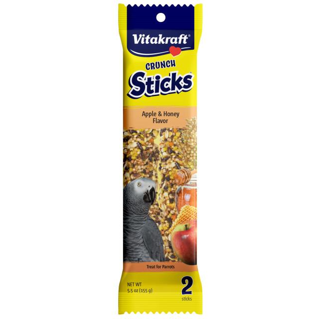 Product-Image showing Crunch Sticks Apple & Honey Flavor