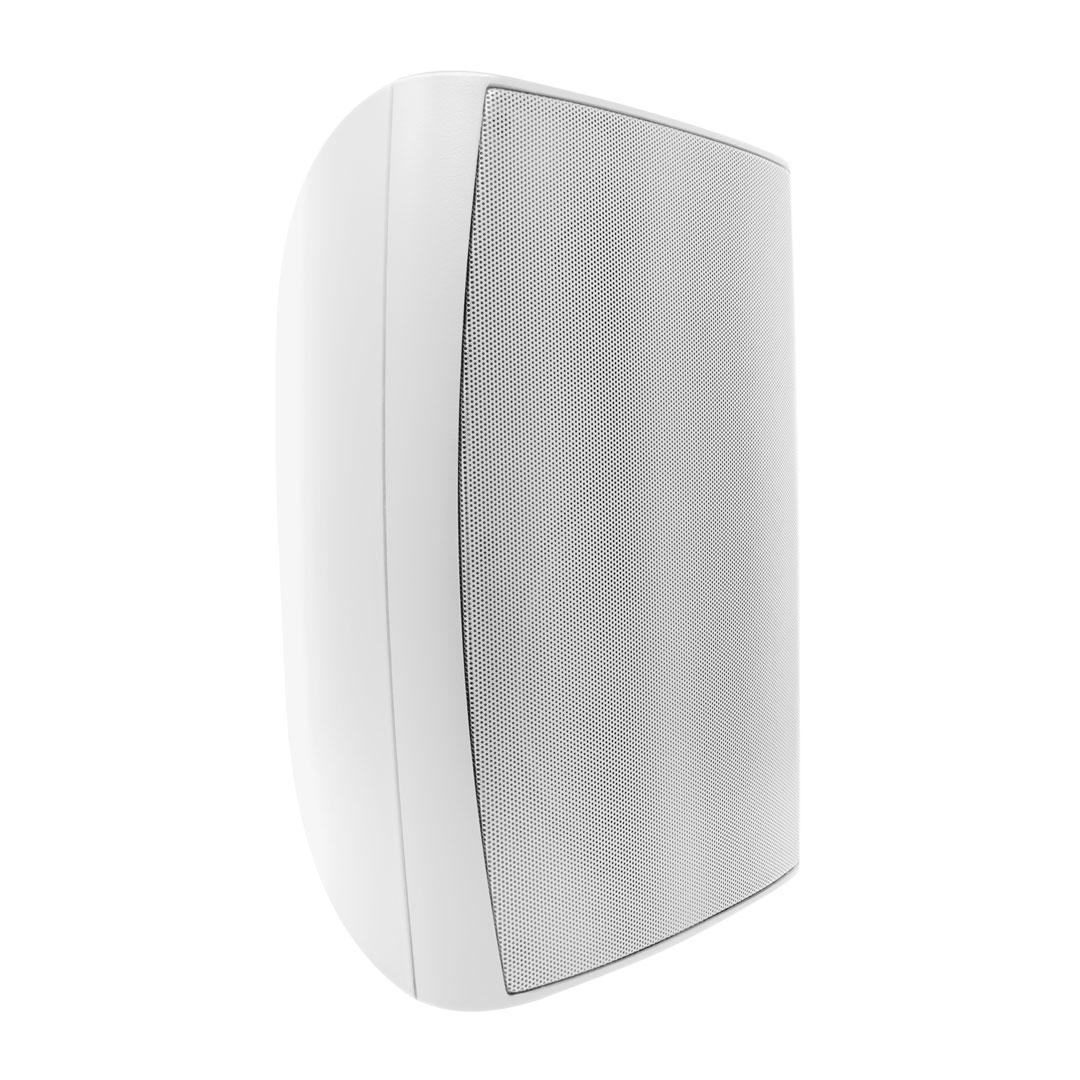 "6.5"" 70V White Outdoor Speaker Wave Electronics"