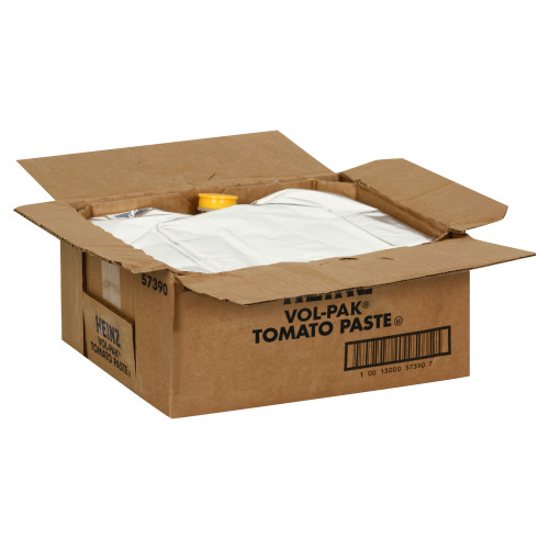 HEINZ Tomato Paste, 3 gal. Vol-Pak (Bag in a Box)
