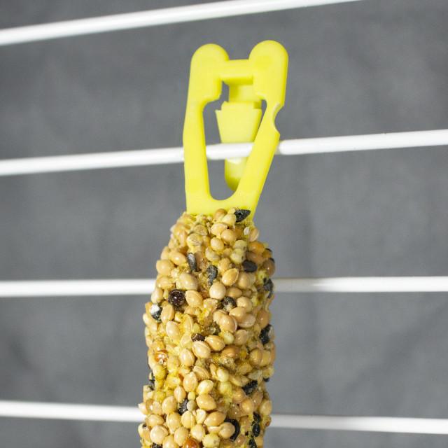 Alt-Image showing Crunch Sticks Sesame & Banana Flavor