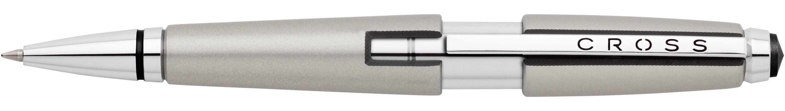 Edge Sonic Titanium Gel Rollerball Pen