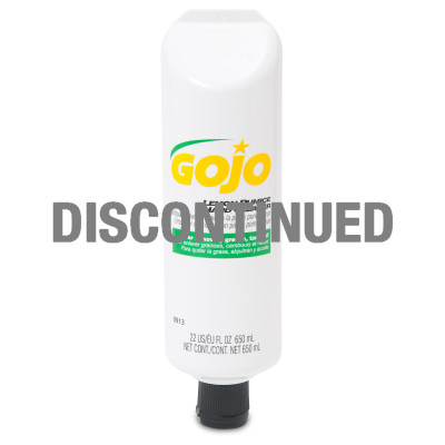 GOJO® Lemon Pumice Hand Cleaner - DISCONTINUED