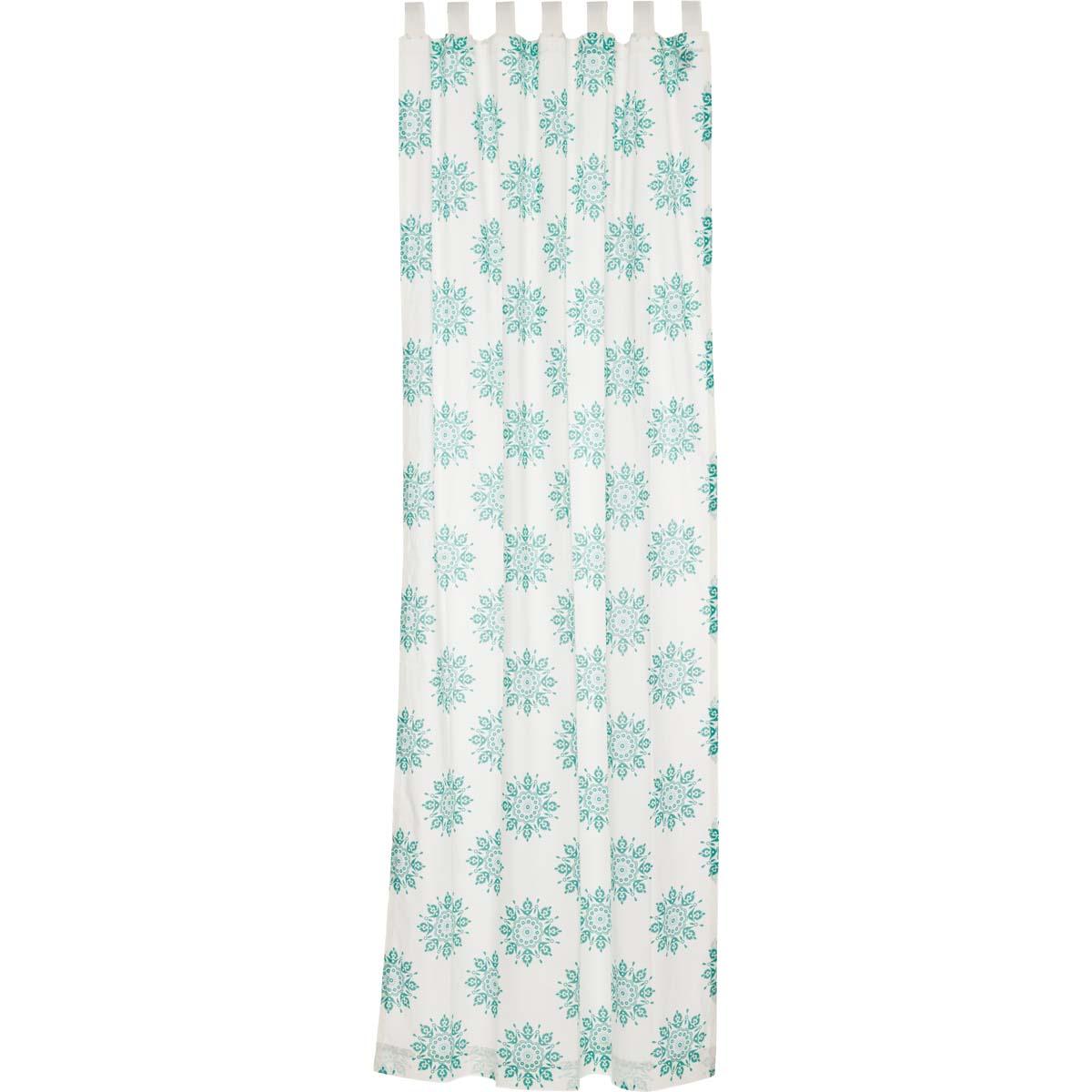 Mariposa Turquoise Panel 108x50