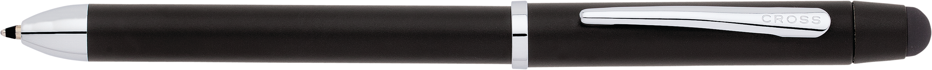 Tech3+ Satin Black Multifunction Pen