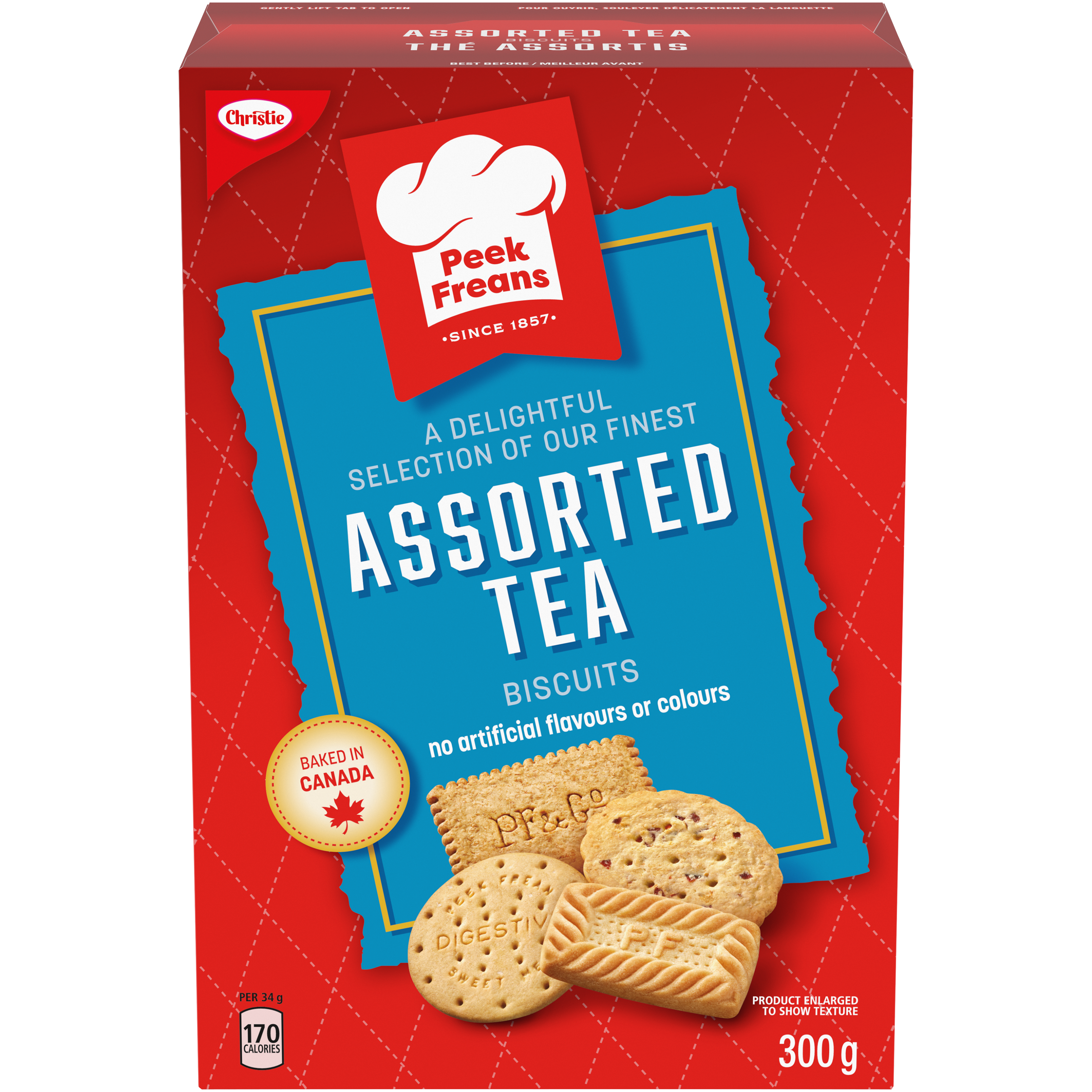 Peek Freans Assorted Tea Biscuits 300 G