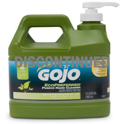 GOJO® ECOPREFERRED™ Pumice Hand Cleaner