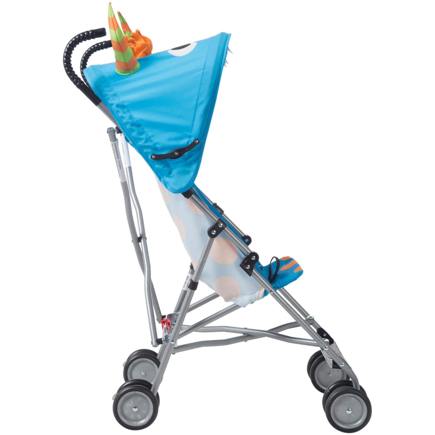 Cosco Character Umbrella Stroller with Compact /& Lightweight Frame 3D Critters