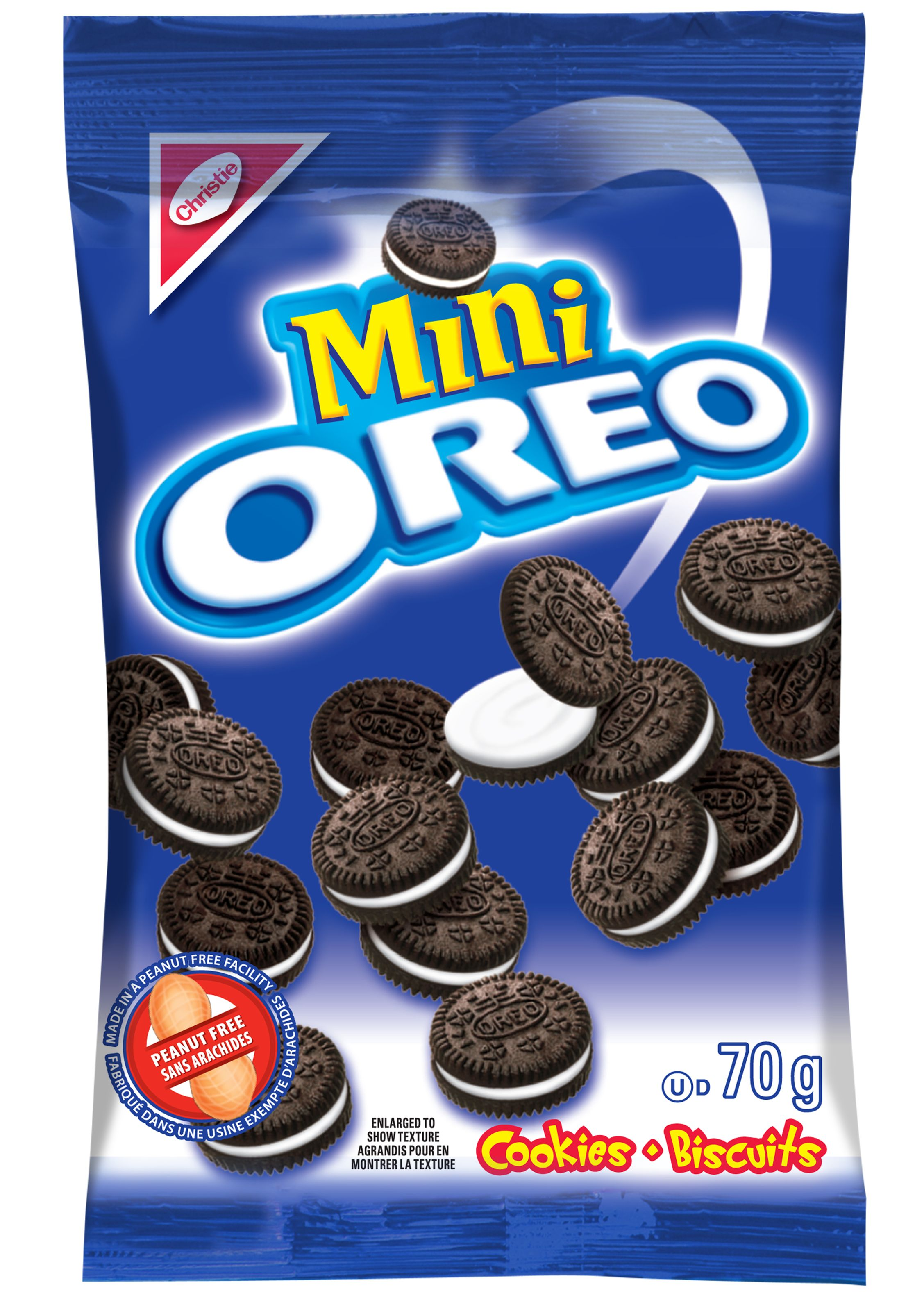 Oreo Cookies-Single Serve 70 G