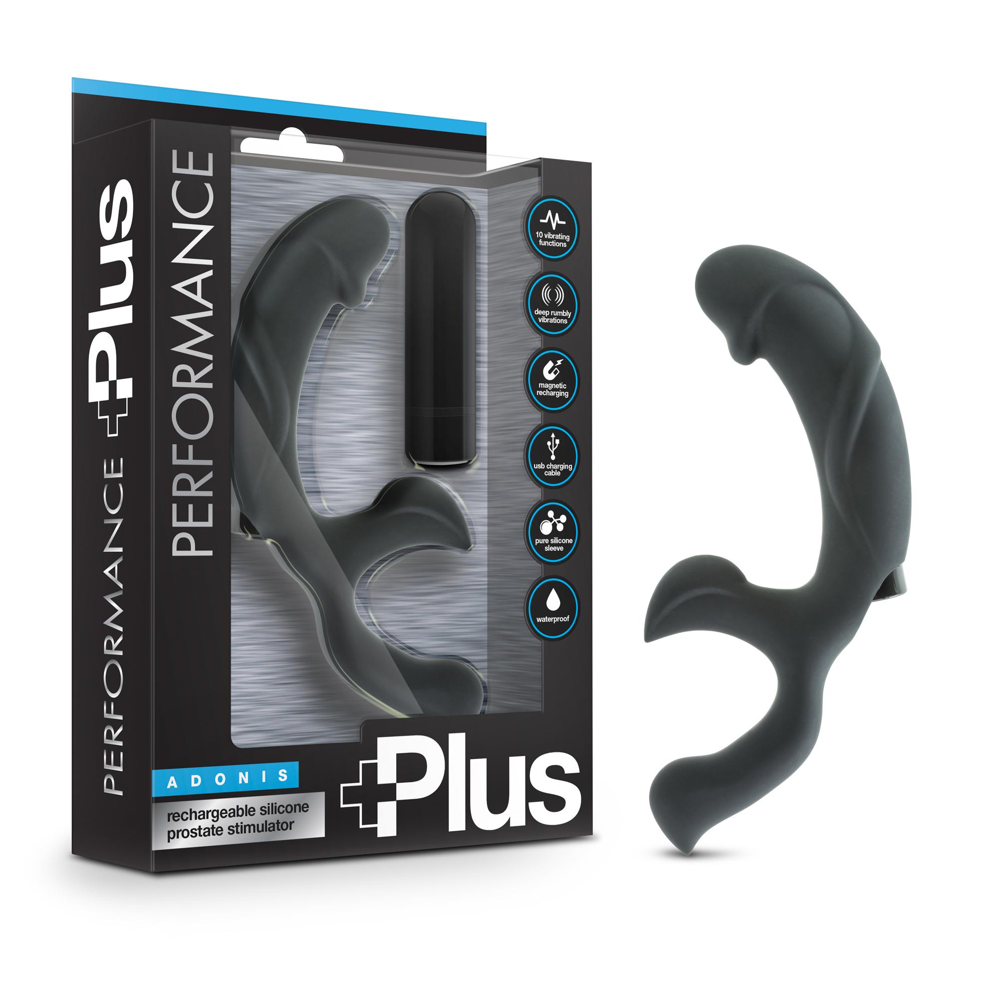 Performance Plus - Adonis - Black