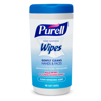 PURELL® Hand Sanitizing Wipes Clean Refreshing Scent