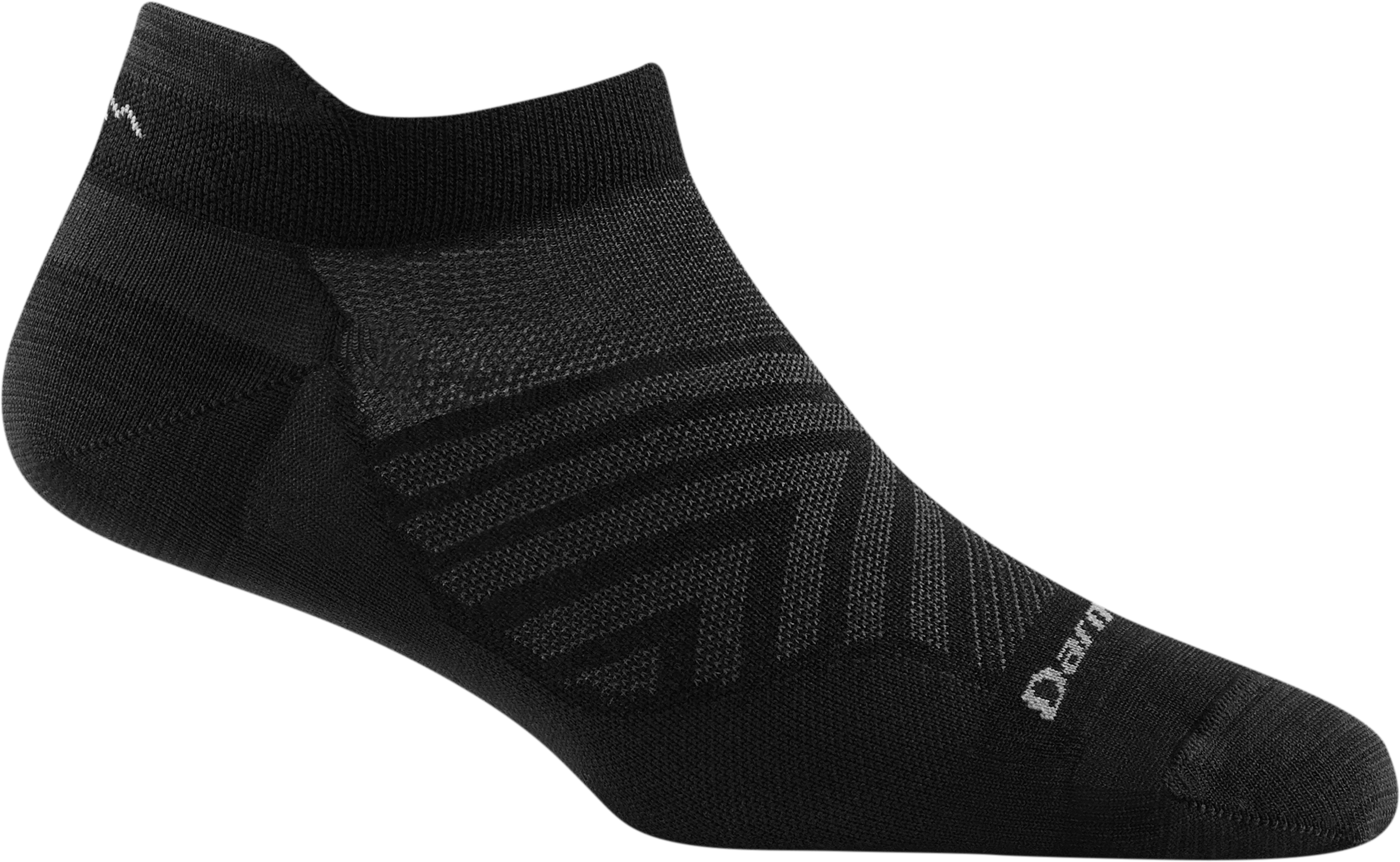 Cushion Location: Ultra-light feel and ultimate next-to-skin profile are staples of our no cushion running socks.. Cushion Weight: For the ultimate like-it's-not-even-there fit and feel, ultra-lightweight yarns give our running socks the lowest in-shoe profile.
