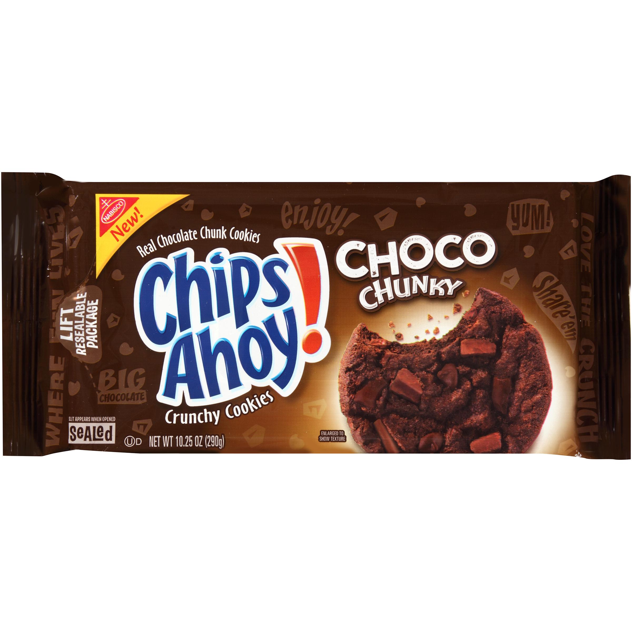 CHIPS AHOY! Choco Chunky Cookies 10.26 oz