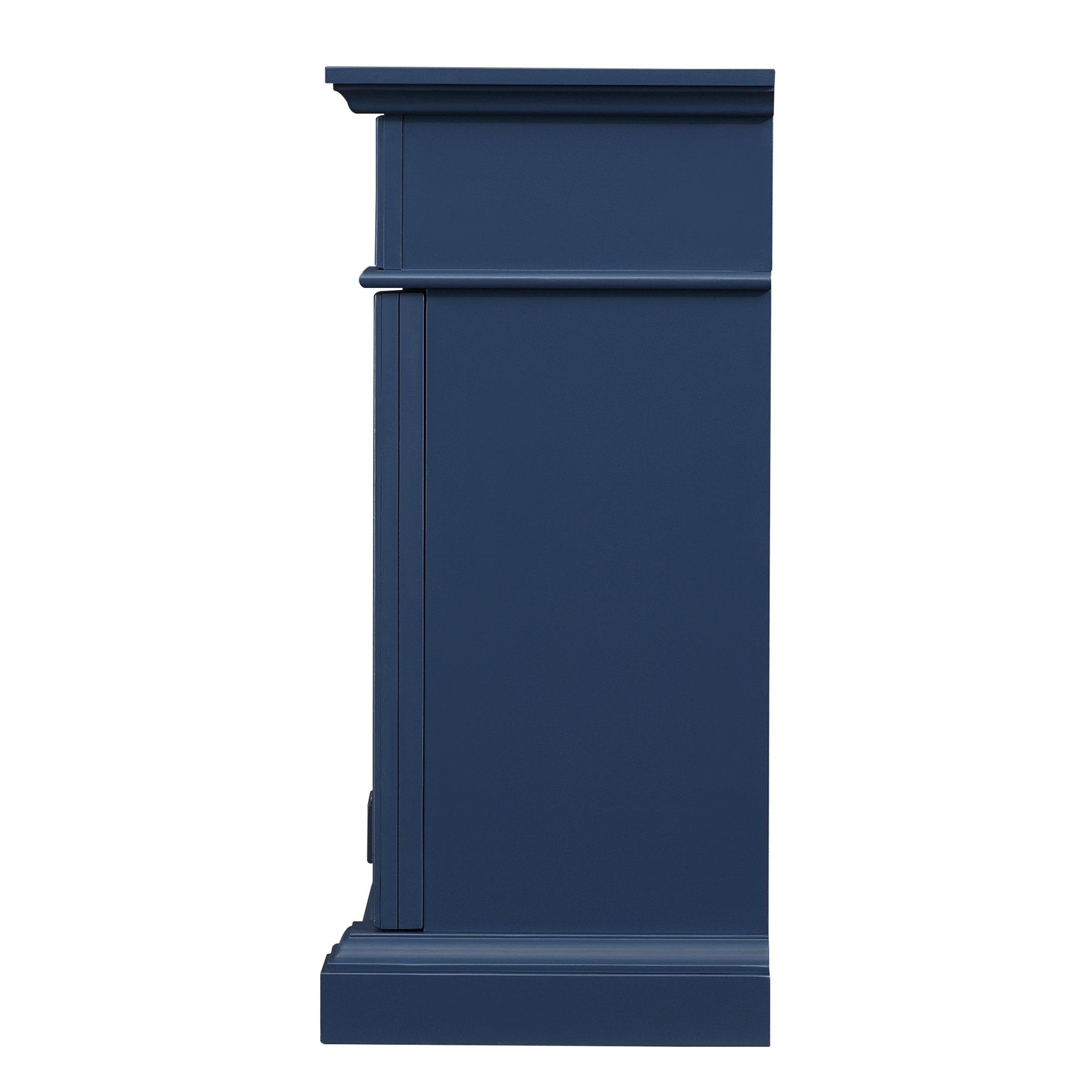 Side :: Fontana Blue