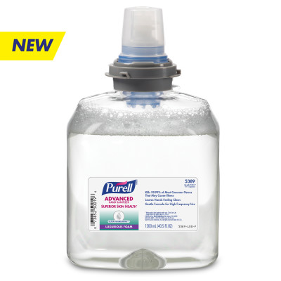 PURELL® Advanced Hand Sanitizer ULTRA NOURISHING™ Luxurious Foam