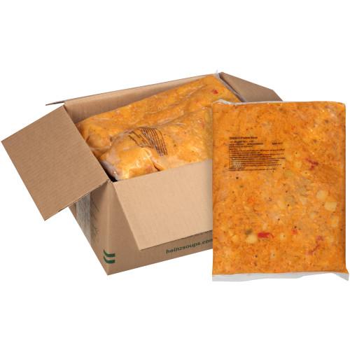 HEINZ TRUESOUPS Chicken Pueblo Soup, 4 lb. Bag (Pack of 4)