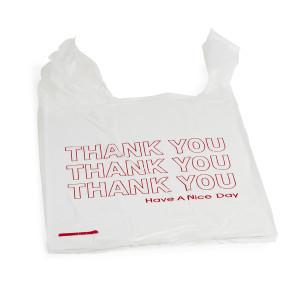 Equipment Bags, White, 1000 per Case, 11.5 Inch x 6.5 Inch x 22 Inch