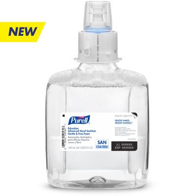 PURELL® Education Advanced Hand Sanitizer Gentle & Free Foam