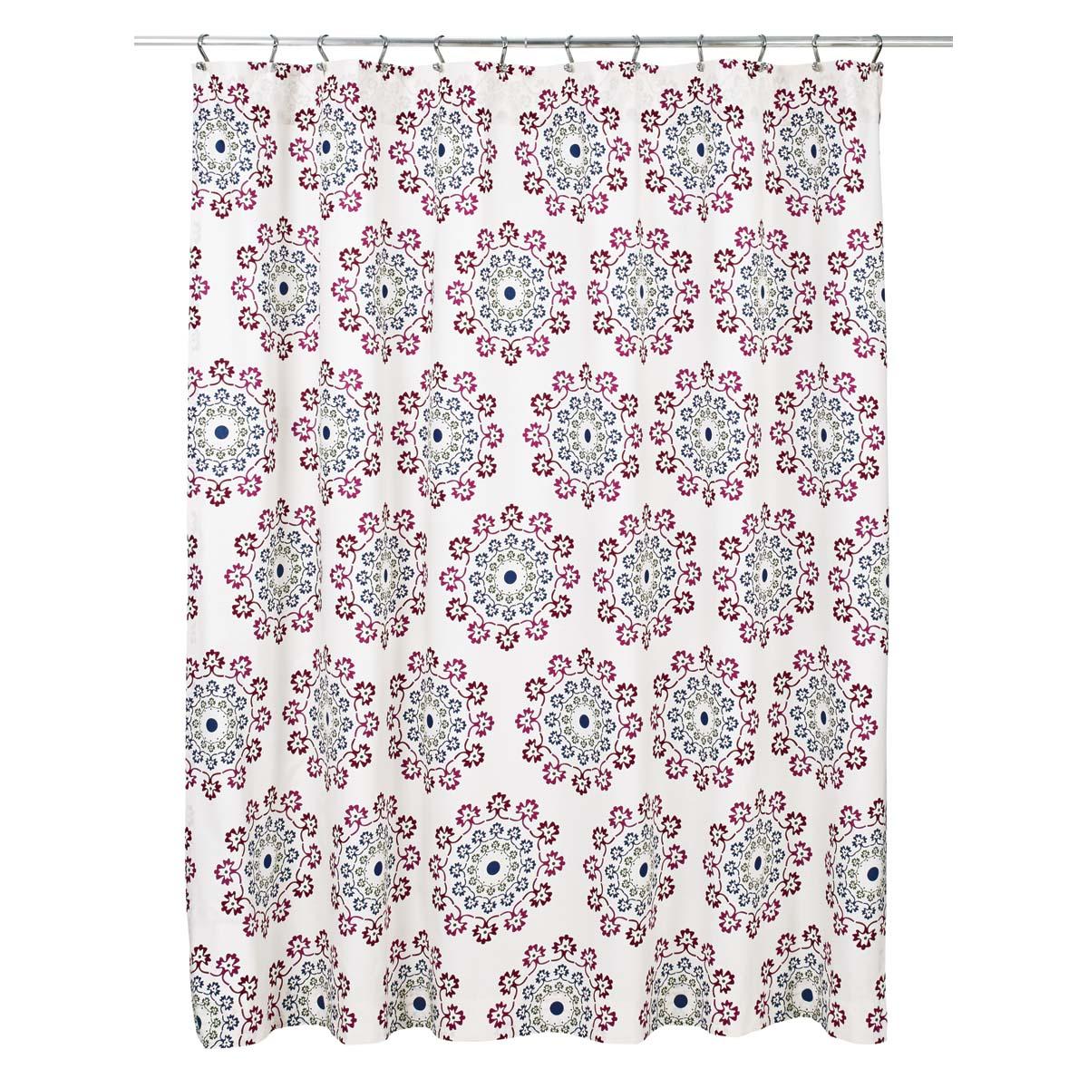 Antigua Shower Curtain 72x72