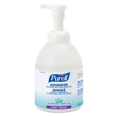 PURELL® Advanced Moisturizing Foam Hand Rub