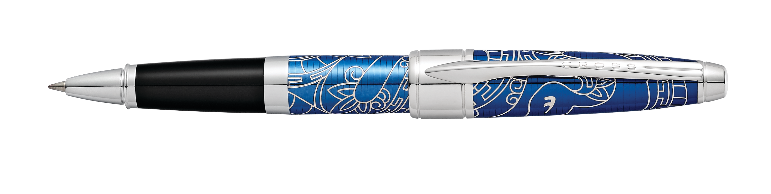 Cross 2013 Year of the Snake Special-Edition Apogee Rollerball Pen
