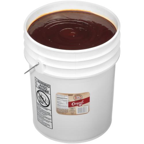 KRAFT Original BBQ Sauce, 5 gal. Pail