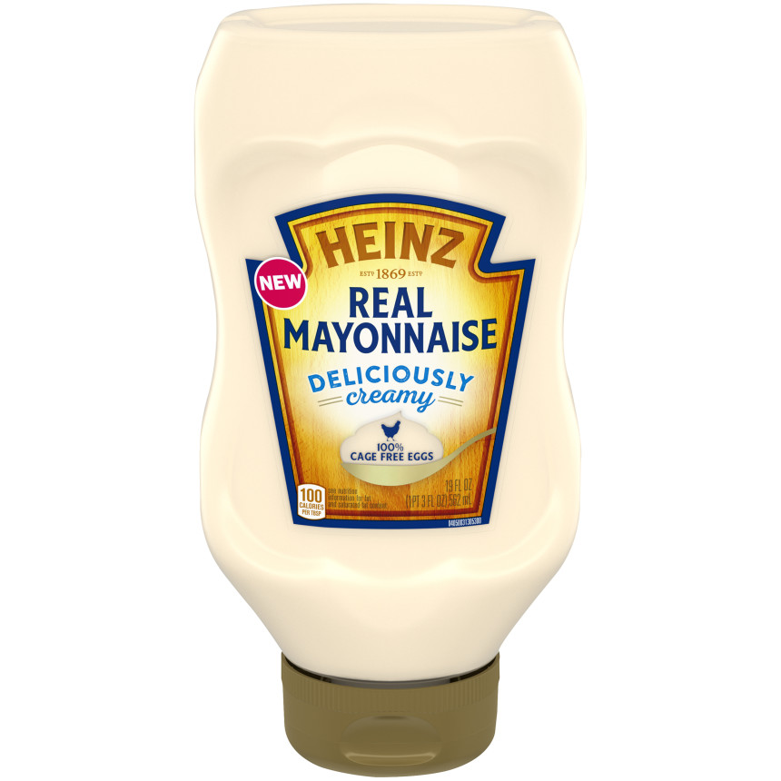 Heinz Real Mayonnaise - 100% Cage Free Eggs (19 oz.)