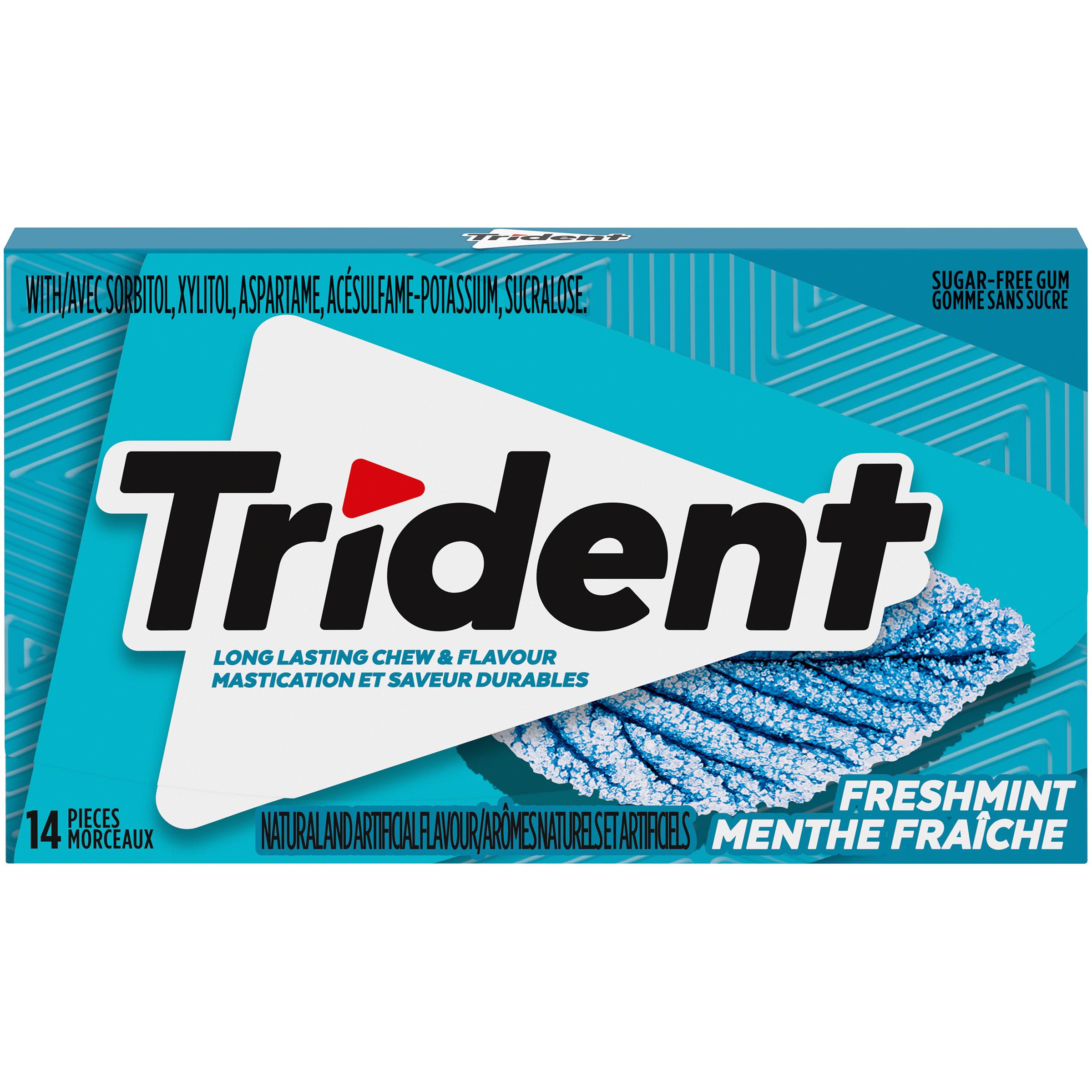 TRIDENT BAT MENT FRAICH 14MCX
