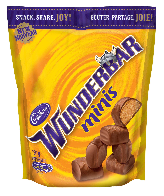 Wunderbar Minis Chocolate Pieces 120 G
