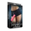 Temptasia - Harness Briefs - Large - Black