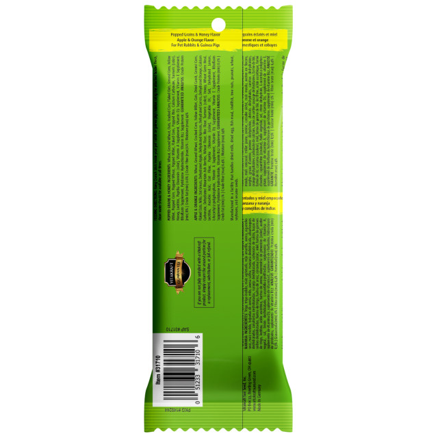 Back-Image showing Crunch Sticks Variety Pack