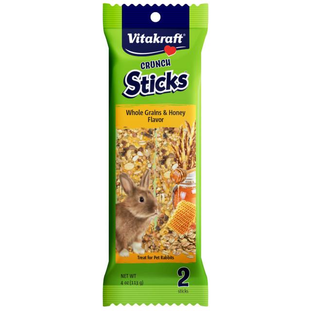 Product-Image showing Crunch Sticks Whole Grains & Honey Flavor