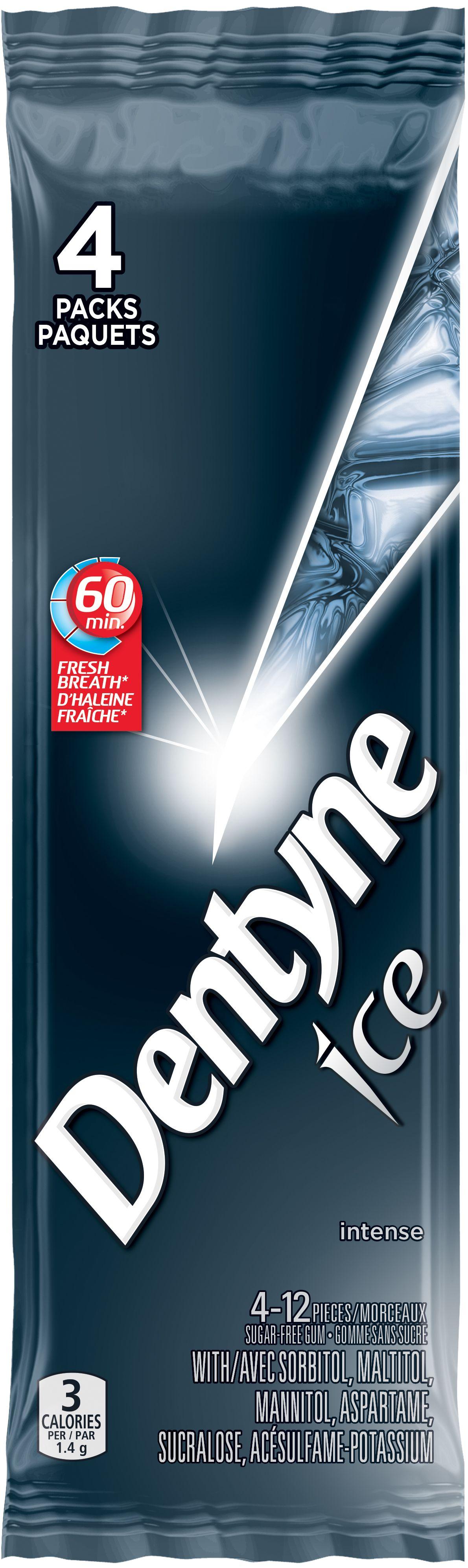 Dentyne Ice Intense Gum 48 Count