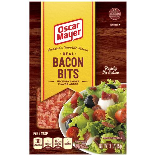 Oscar Mayer Bacon Bits Pouch, 3 oz