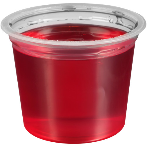 KOOL-AID Strawberry Gels, 3.5 oz. Cups (4/12 Count)