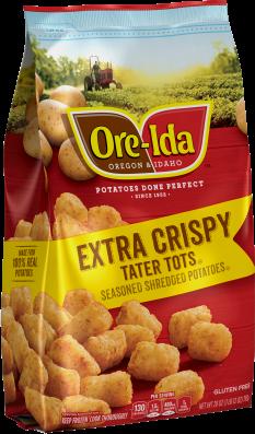 Extra Crispy TATERTOTS™
