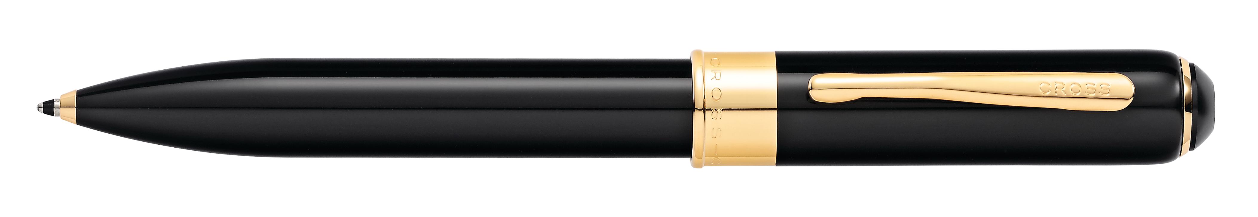 Cross TrackR Black Lacquer Ballpoint Pen